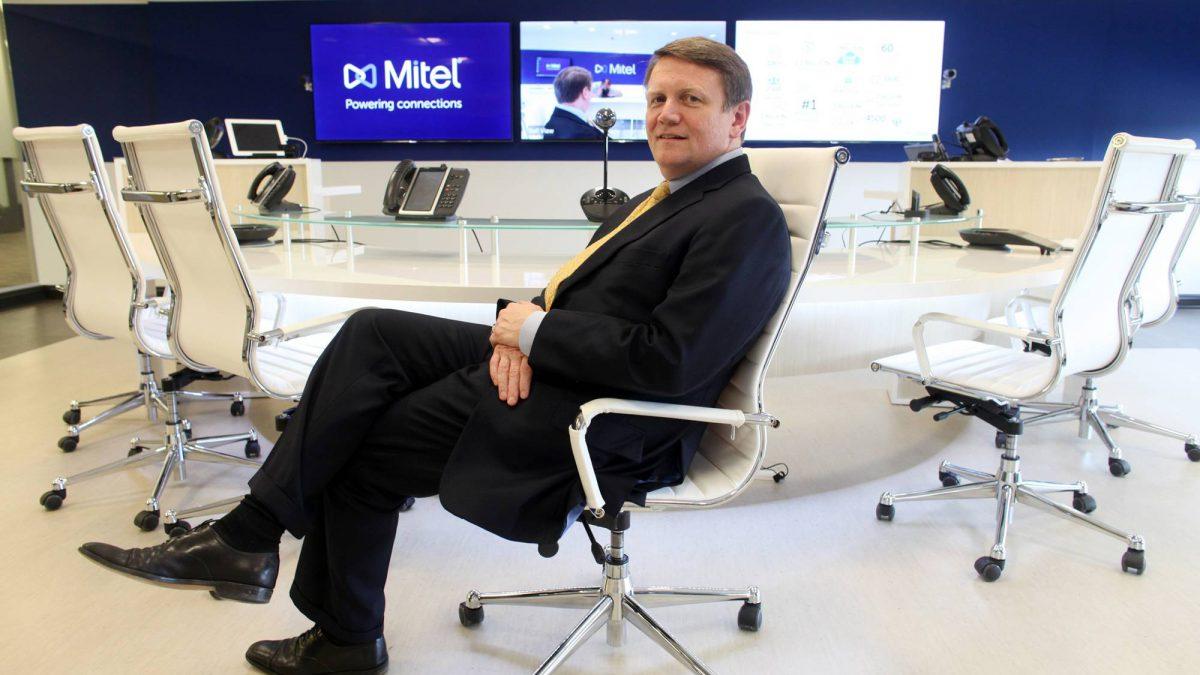 CEO Mitel