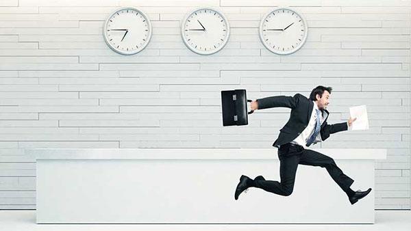 giải pháp cho nhân viên đi trễ về sớm