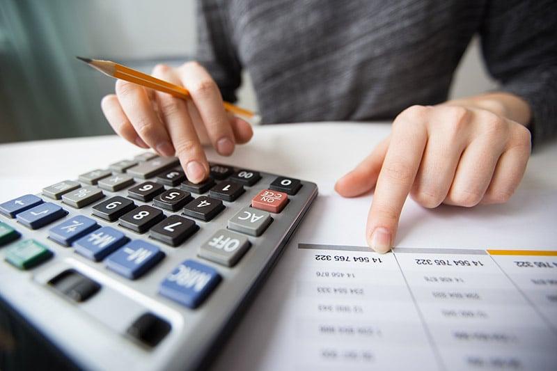 Báo cáo kế toán cuối năm